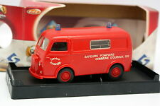 Solido 1/43 - Peugeot D4A Bomberos Ouroux