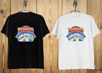 Traveling Wilburys Roy Orbison Logo Men's T-Shirt Black White S-2XL b