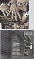 CD--BON JOVI -- -- KEEP THE FAITH