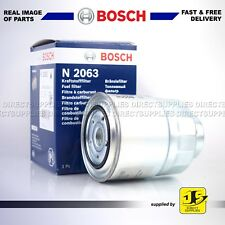 BOSCH FUEL FILTER N2063 FITS HONDA ACCORD CIVIC F/CR-V MITSUBISHI PEUGEOT 4008