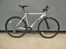 Leader 721 2014 Complete Bike 51cm Matte Silver  - With Fixed S2C Rear Hub New!