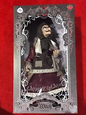 """D23 Expo Disney Store Limited Edition 17"""" Snow White Witch Doll"""