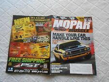 MOPAR MUSCLE  Magazine-OCTOBER,2012-MAKE YOUR CAR HANDLE LIKE THIS