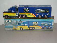 1997 Sunoco Racing Team Truck w/Racing car