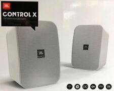 JBL CONTROL X  Lautsprecher Outdoor  1 Paar  200W  Weiß  NEU&OVP