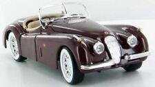BBURAGO 1/24 SCALE 1951 JAGUAR XK 120 ROADSTER MODEL | BN | 22018R