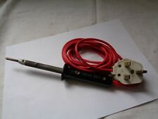 Good Working Condition Dee Gee 30W Soldering Iron - See Pictures.