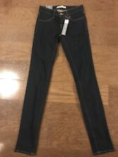 Womens J Brand Power Stretch Denim sz 24