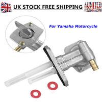 Fuel Petrol Gas Tank Tap Filter Petcock Switch For Yamaha Motorcycle Motorbike
