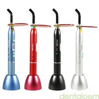 Dentista LED Curing Light Lamp fotopolimerizzante polimerizzatrice 1800mw D2 5w