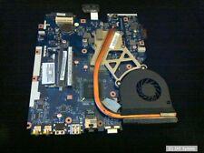 Acer Travelmate 5735Z Mainboard mit CPU und Kühler, MB.V0K02.001, MB.V0C02.001