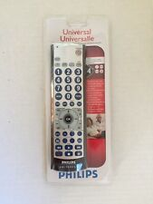 Philips Universal Remote Control SRU3004/27 TV VCR DVD Cable USA New in Package