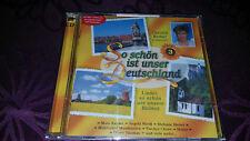CD Carolin Reiber präsentiert So schön ist unser Deutschland Folge 3 - Album2Cds