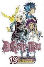D.Gray-man, Vol. 19 ' Hoshino, Katsura manga in english,