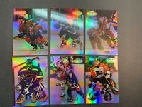 1999 Topps Gold Label Lot Of 17 Lindros Shanahan Vanbiesbrouck Fuhr No Doubles