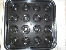"""pool ball tray for use with 2"""" balls"""