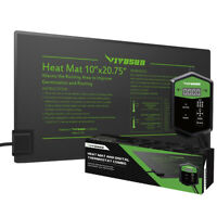 VIVOSUN Seedling Heat Mat & Digital Thermostat Combo Set for Seed Germination