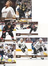 NHL Group/Lot 2012-2013 Upper Deck Series One 18 Hockey Cards Kesler Chara King