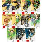 amiibo Link Nintendo The Legend of Zelda Ocarina Twilight Mujara Switch Wii U