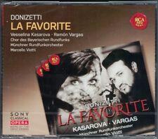 Donizetti: la favorite Vesselina kavarova Ramon Vargas Michaels-Moore Viotti 2cd