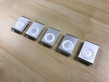 New Apple iPod shuffle 2nd Generation Silver 1GB