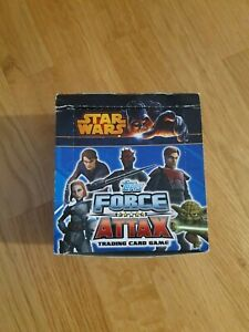 Force Attax Serie 4 Display 50 Booster