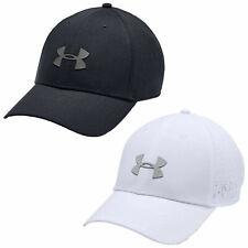 Under Armour Women's Elevated Baseball Cap Golf Hat Moisture Wick Sweatband