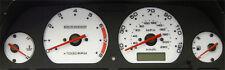 Lockwood Rover 25 130MPH WHITE (ST) Dial Kit 44VV