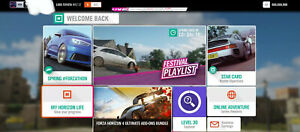 ** HUGE SALE GET IT FAST ** Brand New Series | Series 28-Forza Horizon 4 Account