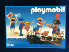 Playmobil 3546 Pirates and Sailors - mint in box vintage set from 1986