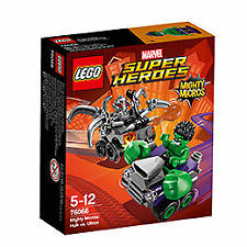 LEGO Marvel Super Heroes Mighty Micros Hulk vs. Ultron (76066)