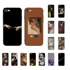 Vintage Plaster Statue David aesthetic Art case for Iphone 5 6 7 8 X XS MAX XR