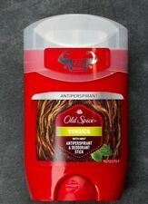 2 X Old Spice TIMBER Deodorant For Man Stick  50ml