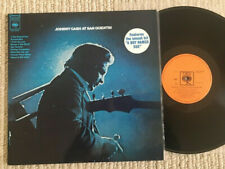 JOHNNY CASH ~ AT SAN QUENTIN .. OZ Press on CBS SBP233706 ..