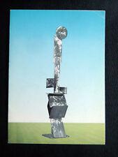 DAVID SMITH carton vernissage Sculpture Expressionnisme abstrait DECATUR INDIANA