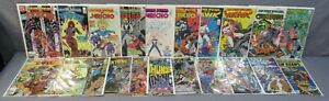 TEEN TITANS SPOTLIGHT #1-21 (Full Run) DC Comics 1986 Cyborg, Starfire, Raven