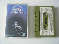 BARRY WHITE GREATEST HITS CASSETTE TAPE 1975 PAPER LABEL 20TH CENTURY RECORDS UK