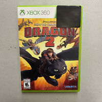 How to Train Your Dragon 2 Xbox 360 Tested Working No Manual