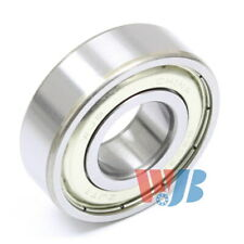 Radial Ball Bearing 6203-ZZ With 2 Metal Shields 17x40x12mm