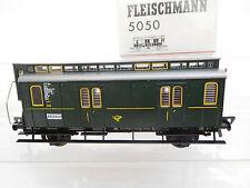 eso-8970Fleischmann 5050 H0 Postwagen Ansbach 1117 sehr guter Zustand,