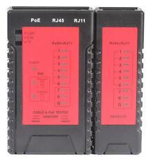 Tenma - 72-2950 - Cavo di Rete Tester con PoE