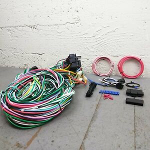 1948 - 1952 Ford F 150 Series Truck Wire Harness Upgrade Kit fits painless new
