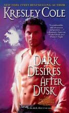 Dark Desires after Dusk, book 6 Immortals After Dark series by Kresley Cole