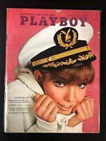 Playboy, magazine, Aug, 1966, Susan Denberg