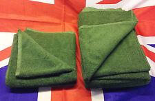 British Army Microfibre/Fleece Combat Towel Latest Issue - Medium or Large