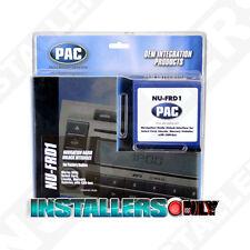 NU-FRD1 Module, OEM Factory Navigation & Backup Camera Unlock Interface for Ford