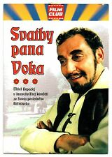 Svatby pana Voka DVD 1970 Czech Historical Comedy English subtitles