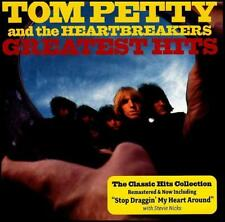 TOM PETTY & HEARTBREAKERS - GREATEST HITS D/Remaster CD ~ 70's / 80's ROCK *NEW*