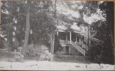 1940 Postcard: 'Herring Hall Inn & Tea Room - Natural Bridge, Virginia VA'