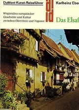 Ebert, Alsazia Europa storia Val. FUT Renania superiore U Vosgi, Dumont arte-guida turistica